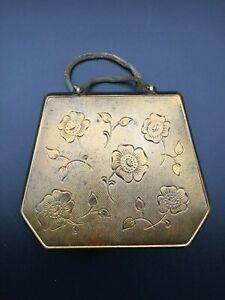 Europa-Vintage-7-Jewels-Germany-Travel-Alarm-Clock-Working-Properly