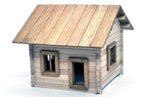 Details zu Haus 1 zum Selbstbau Holz Spielzeug Massiv selber bauen Kinder  Konstruktion Bau