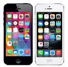 MOVIL APPLE IPHONE 5 16GB NUEVO LIBRE + 1 AÑO GARANTÍA COLOR NEGRO BLANCO