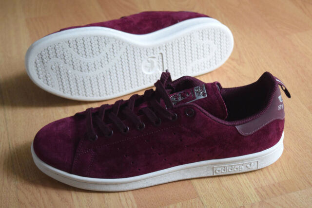 la trainer adidas bordeaux