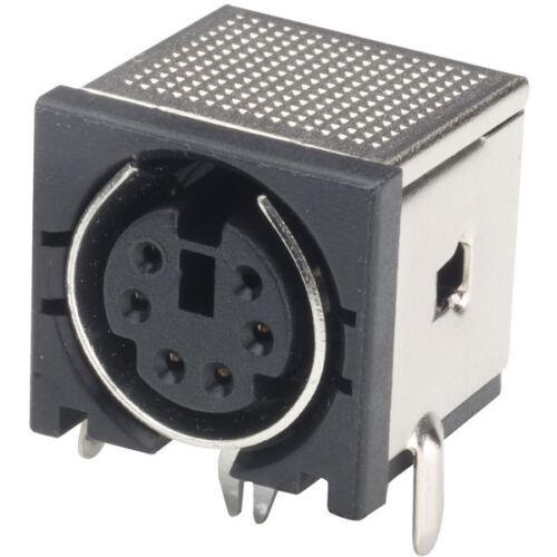 Truconnect 200691 Mini-DIN socket 6 vías