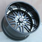 "20"" NEW(2) 20X12 KINESIS FORGED WHEELS CAMARO, SS 350 Z 28 ZL1 IROC Z 1967-1992"