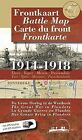Battle Map 1914-1918: The Great War in Flanders by Aquaterra nv (Mixed media product, 2008)