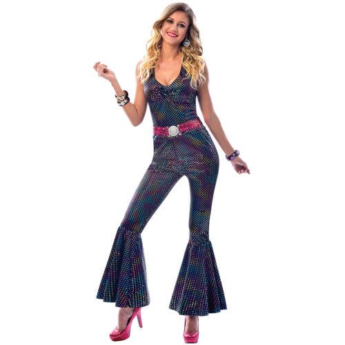Amscan Disco Diva Costume Size 8-10