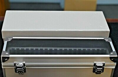 30 Graded Certified NGC//PCGS//Premier//Elite Coin Slab Aluminum Storage Box Case