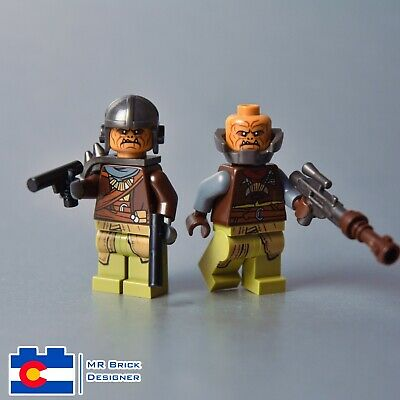 "LEGO Collectible Minifigure #75254 The Mandalorian /""Klatooninian Raider/"""