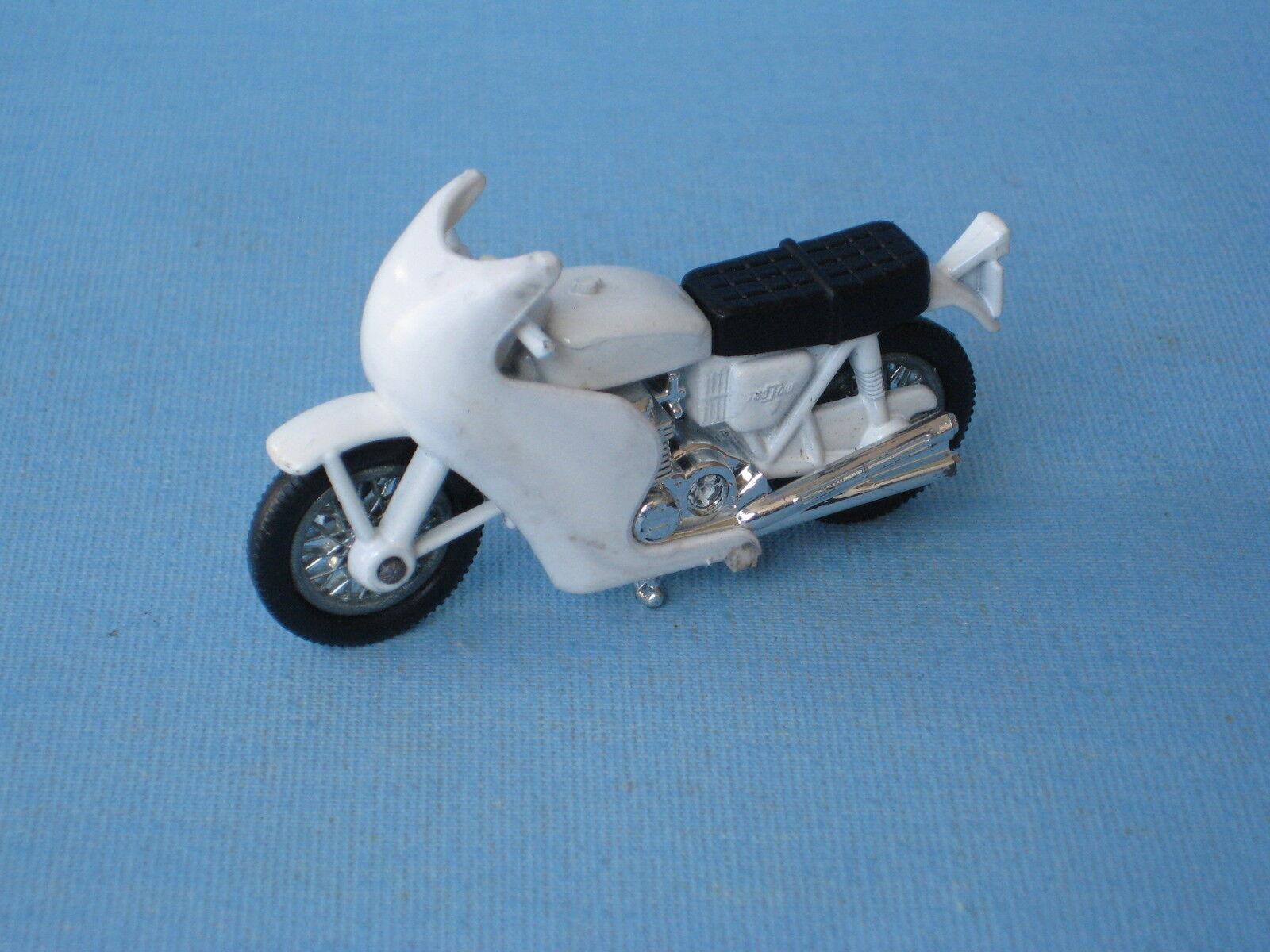 Lesney MatchBox Honda Bike Weiß Fairing Pre-Production Trial RARE Pre-pro