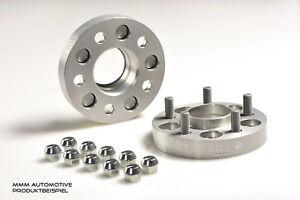 H-amp-R-SV-60mm-60135715-chrysler-300-C-ensanchamiento-pista-placas