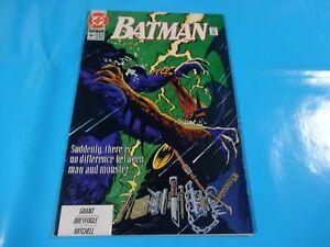 Batman-464-issue-DC-Comic-book-Bronze-1st-print
