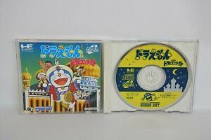 DORAEMON-DORABIAN-NIGHT-PC-Engine-SCD-PCE-Grafx-Japan-Game-pe