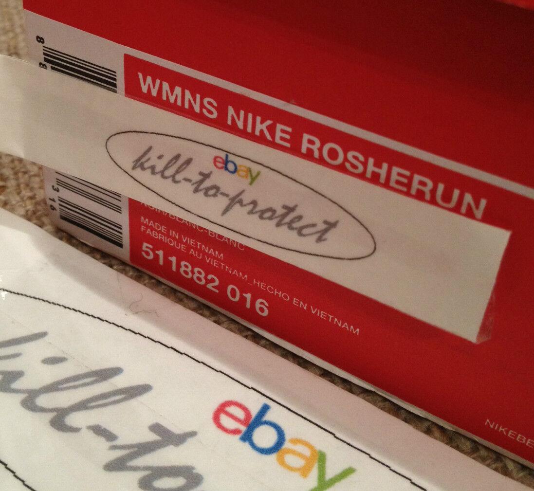 (utilizzato) Nike WMNS Roshe Roshe WMNS Run PALMA SZ US9.5 UK7 LIBERTY 511882-016 BIANCO 2014 3b61d3