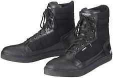 Cortech Mens Vice WP Waterproof Motorcycle Riding Shoe Black US 10/EU 44