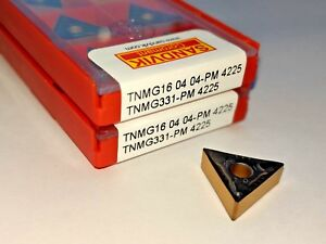 SANDVIK-TNMG-331-PM-TNMG-160404-PM-Grade-4225-Turning-Carbide-Inserts-10-Pcs