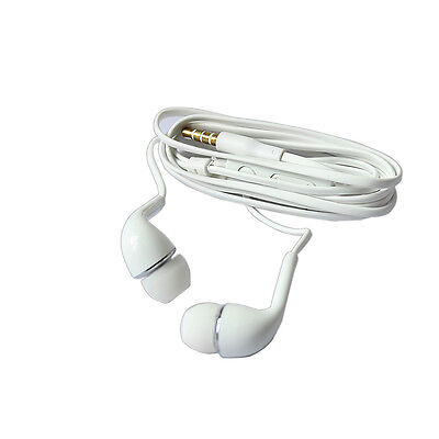 3.5mm In-Ear Earphone Earbud Headphone with Mic For Samsung Galaxy S3 S4 i9300