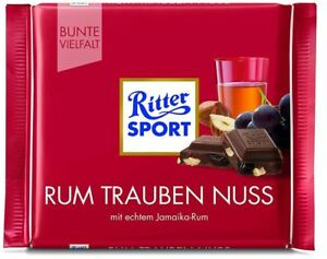 Ritter Sport Traube Nuss