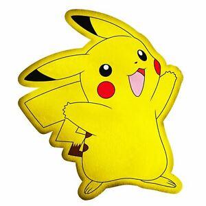 Pokemon-Pikachu-Cheer-Coussin-en-Forme-Rempli-Enfants