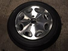 "A1244011902 Genuine Mercedes 124 E-Class 8 Hole Alloy Wheel 7J x 15"" ET41"