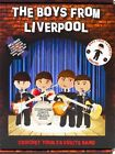 The Boys from Liverpool: Crochet Your Favorite Band by Parragon (Paperback / softback, 2015)