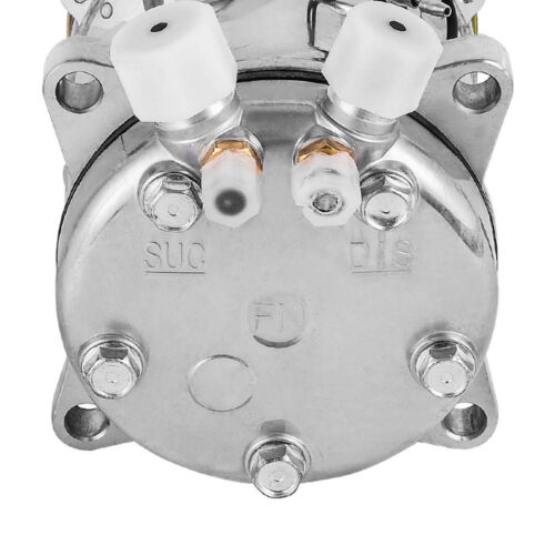 Air Conditioner A//C Compressor Clutch For SD508 Sanden Style A//C Ports 8 Grooves