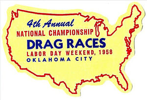 4th-Annual-National-Championships-Vintage-Hot-Rat-Rod-Drag-Racing-Decal-Sticker