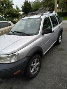 LandRover Freelander , low km