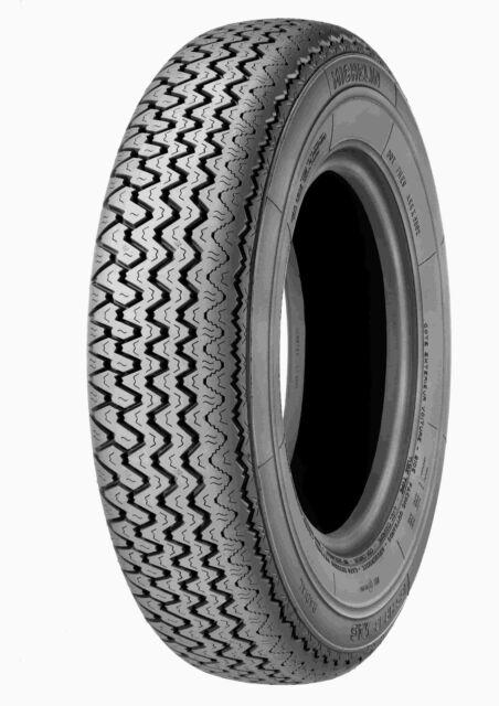 165HR13 Michelin XAS (165/13, 165R13, 16513, 165-13, 165/80/13, 165/80-13)