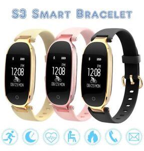 S3-Lady-Women-Smart-Watch-Calorie-Fitness-Tracker-Waterproof-Wrist-Band-Bracelet