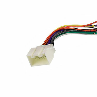 Radio Wiring Harness for Aftermarket Radio Stereo Install for Ford F-150  Ranger | eBay | Ford Radio Wiring Harness Adapter |  | eBay