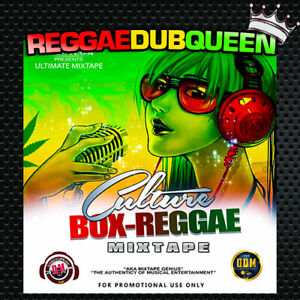 Details about DJ Dotcom - Culture Box Mixtape  Reggae Mix CD  April 2019