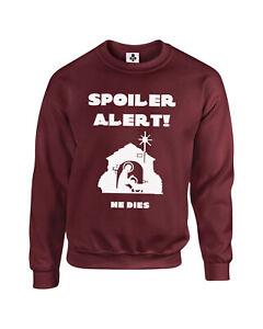 Spoiler-Alert-He-Dies-Funny-Adults-Christmas-Jumper-Xmas-Sweatshirt