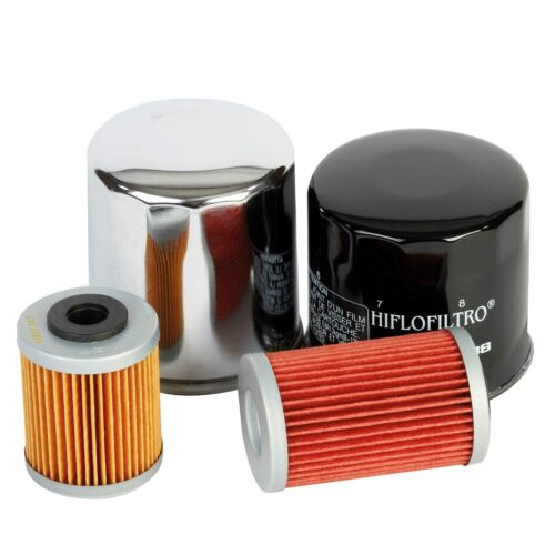 HiFlow Oil Filter For Honda 1999 XRV750 Africa Twin