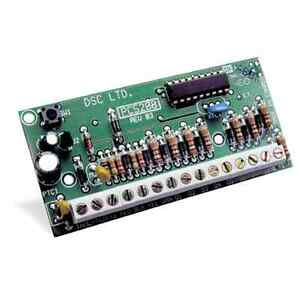 DSC-Security-Alarm-System-PC5208-PowerSeries-Programmable-Output-Module