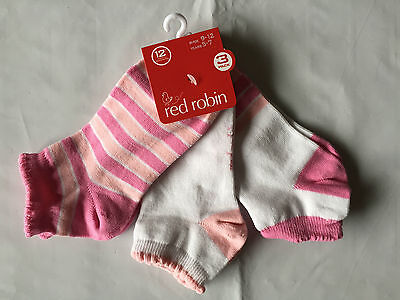 BNWT Red Robin Brand Girls Age 7-10 Years Cute Glitter Pink Footed Style Tights