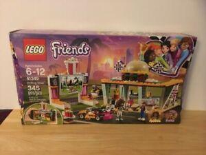 Zestawy LEGO LEGO Friends Drifting Diner Building Play Set 41349 NEW NIB Zabawki konstrukcyjne LEGO