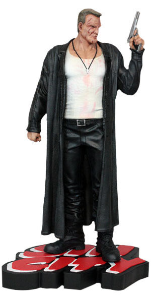 SIN CITY CITY CITY - Marv 1 4 Scale Statue (Hollywood Collectibles)  NEW 918012