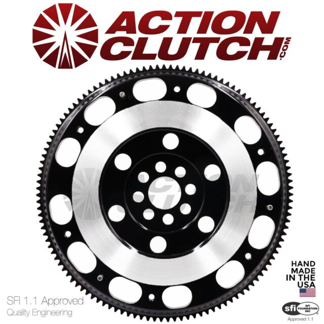 4140 PERFORMANCE CHROMOLY CLUTCH FLYWHEEL For 2002-2006