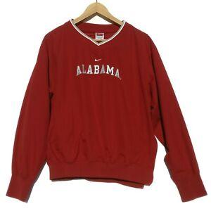 ab55b27ca482 Nike Boys  Pullover Jacket Alabama Crimson Tide Team Side Zip Red ...