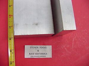 "2 Pieces 1"" X 3"" ALUMINUM 6061 FLAT BAR 18"" long Solid 1.00"" Plate Mill Stock"