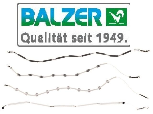 ORIGINAL Balzer Starter Set Tremarella mit 4 Systemen f. Trout Bait Forellenteig