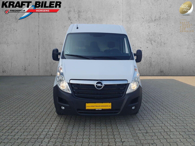 Billede af Opel Movano 2,3 CDTi 145 Kassevogn L2H2