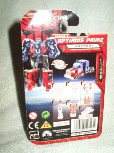 Transformers Action Figure Optimus Prime Movie Legion//Legends Class 3-4 inch