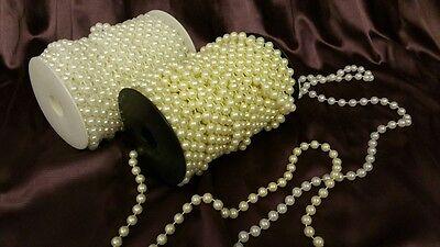 8mm Pearl String Bead