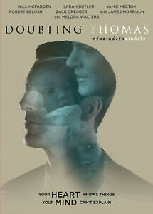 Doubting Thomas (2018) DVD PAL COOR - Will McFadden, Indie Racism Drama
