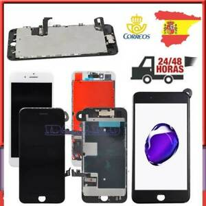 Pantalla Completa+ Tactil LCD iPhone 7 Plus 8 8 Plus 7 +Altavoz+Cámara frontal
