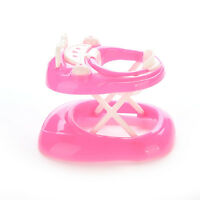 Plastic Baby Walker Doll's House For Barbie Dollhouse 5cm7cm6cm Be