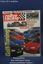 Rallye Racing 9/98 BMW M3 VW Golf Tuning Ibiza Cupra