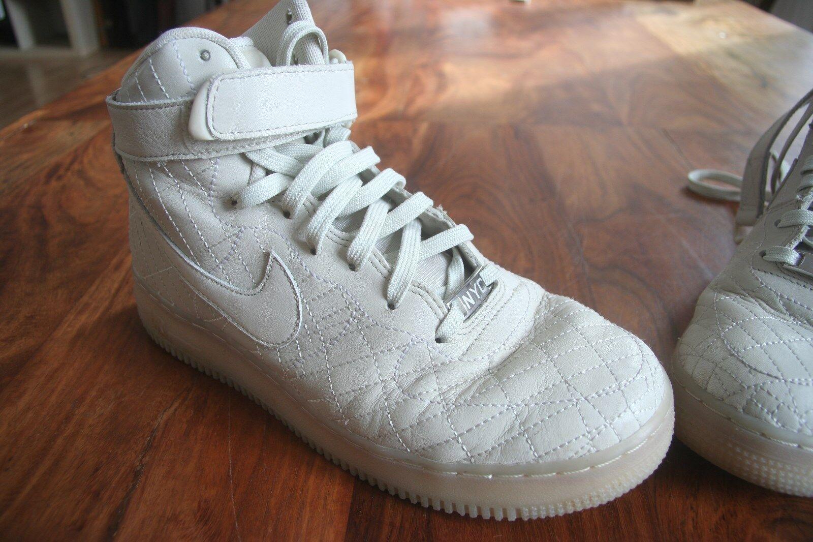 Nike High Top Sneakers Wmns FW Air Force 1 Hi FW Wmns QS 54584e