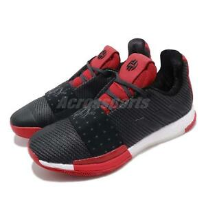 best service 422a5 d0e43 Image is loading adidas-Harden-Vol-3-III-James-Black-Grey-