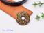 10X-Western-3D-Flower-Turquoise-Conchos-For-Leather-Craft-Bag-Belt-Purse-Decor miniature 14