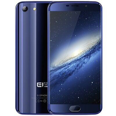 """Elephone S7 5.5"""" 4G Phablet Android 6.0 Helio X20 Deca Core 3G/32G FHD Blau SDE"""